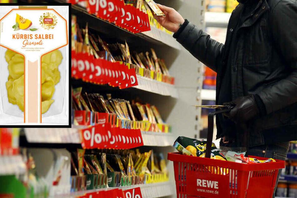 Rückruf von Rewe Feine Welt-Pasta: Gebt dieses Produkt besser zurück