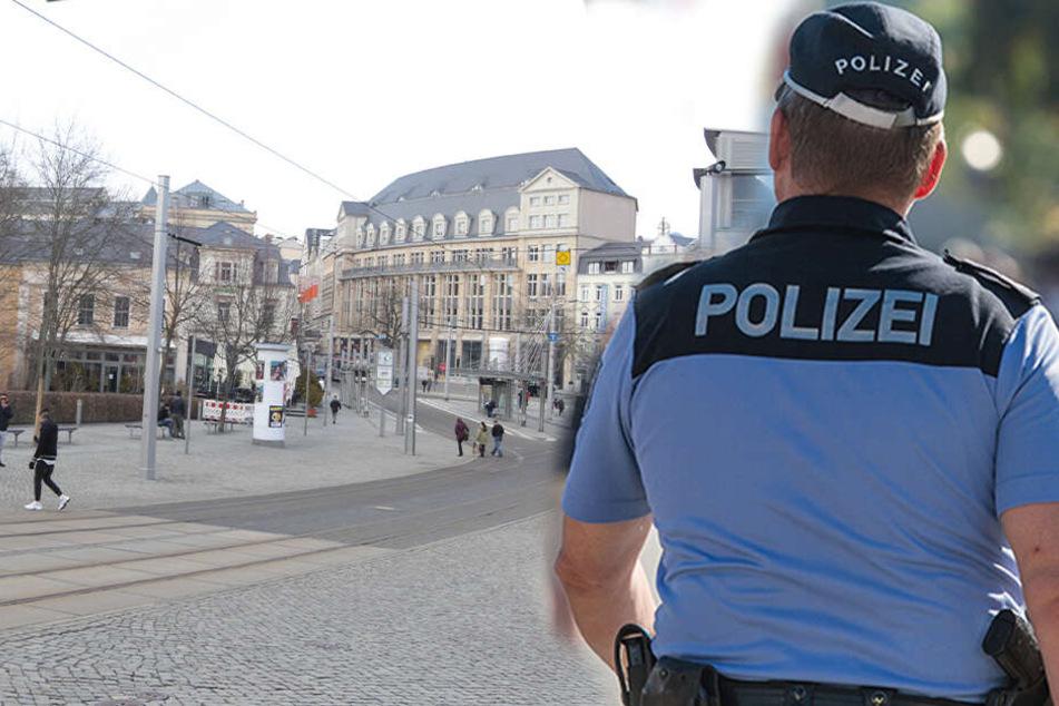 Geschlagen und getreten: 13-Jähriger bei Prügelattacke am Postplatz verletzt