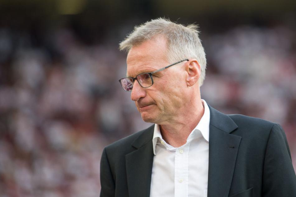 Wendet sich VfB-Sportvorstand Michael Reschke von seiner eigenen Kaderplanung ab?