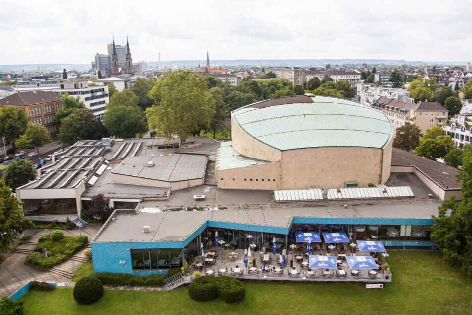 Die Beethovenhalle in Bonn (Archivbild).