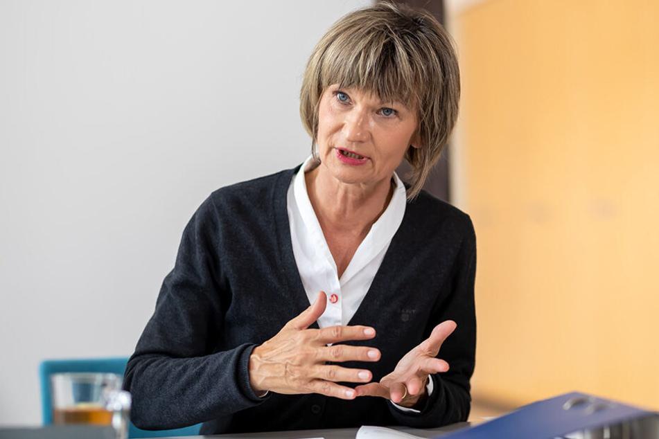 Möchte keine Bühne mit Rechtsaußen teilen: Oberbürgermeisterin Barbara Ludwig (57, SPD).