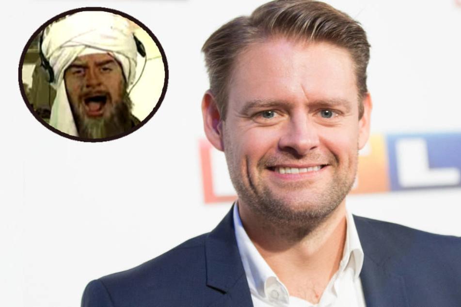 Zum Kaputtlachen! Max Giermann postet Bin-Laden-Klassiker