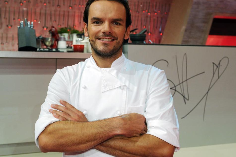 TV-Koch Steffen Henssler weist die Kritik von sich.