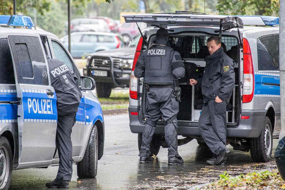 Die agierenden Polizisten wollten nicht auf Risiko handeln. Das sei genau richtig gewesen, so der LKA-Sprecher Bernhardt.
