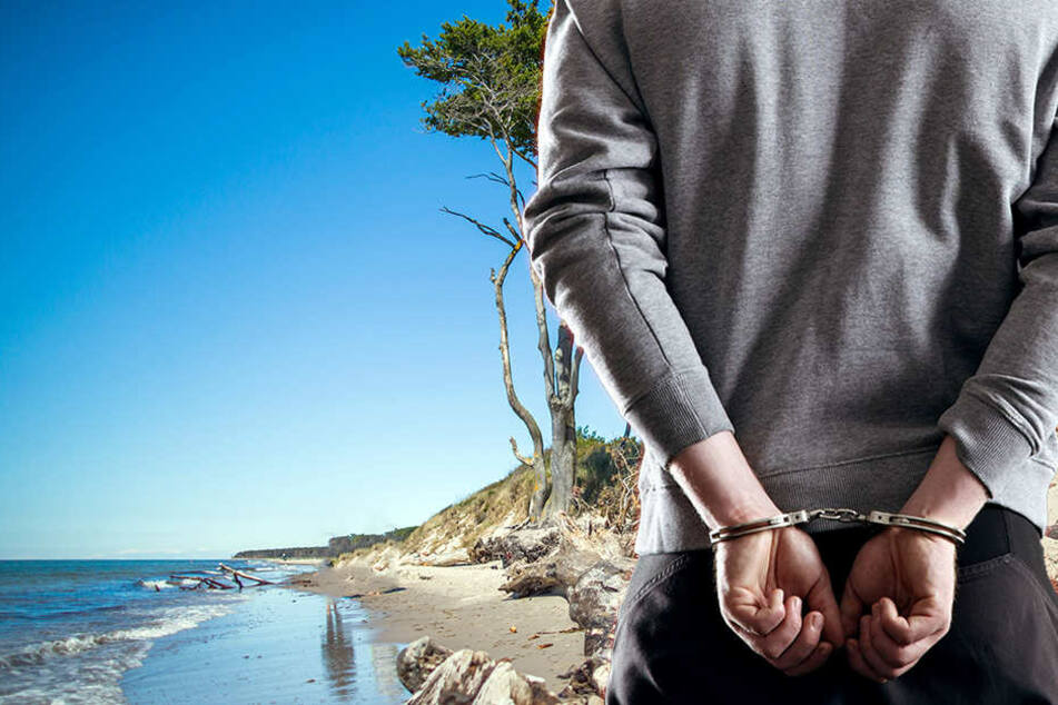 Die Polizei konnte die Männer auf der Halbinsel Fischland-Darß-Zingst aufspüren. (Symbolbild)