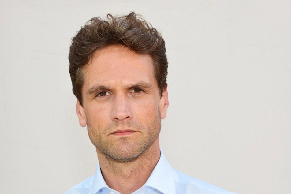 Oliver Franck spielt ab Ende August den Martin Ahrens.