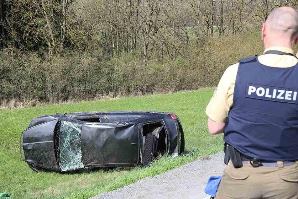 Der 21-Jährige überlebte den Unfall nicht.