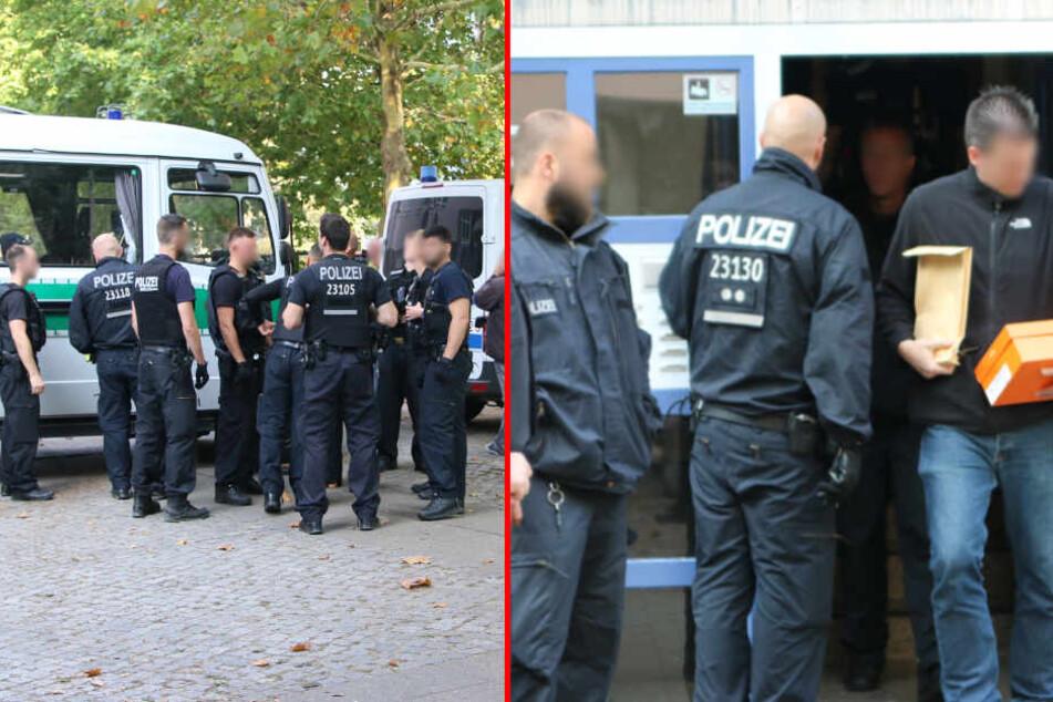 Erneut Razzia bei Araber-Clan: Polizei nimmt 18-Jährigen fest