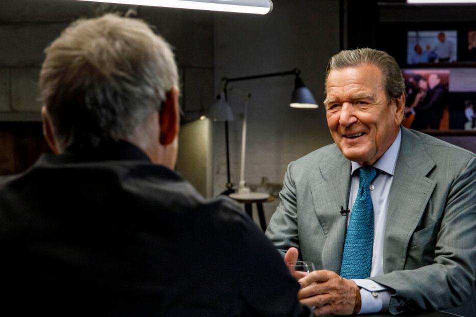 Gerhard Schröder hat für seine ehemalige Partie, die SPD, einige Ratschläge.