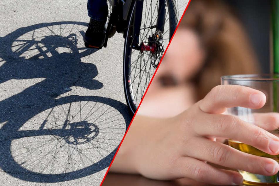 Unbelehrbar: Betrunkene Frau trifft gleich zweimal auf die Polizei