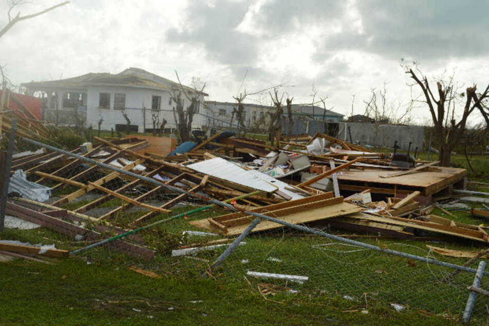 """""""Irma"""" verwüstete 90 Prozent der Insel Barbuda. Jetzt rückt schon der nächste Wirbelsturm an."""