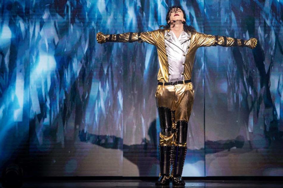 """""""King of Pop"""" ist zurück: Musical-Alarm in Chemnitz"""