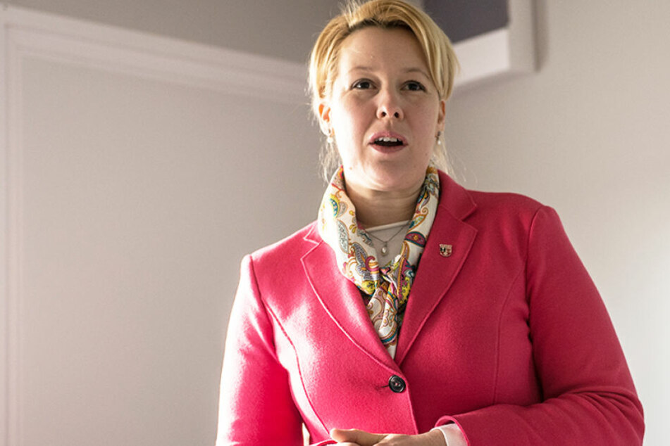 Dr. Franziska Giffey (39) soll SPD-Bundesministerin werden.