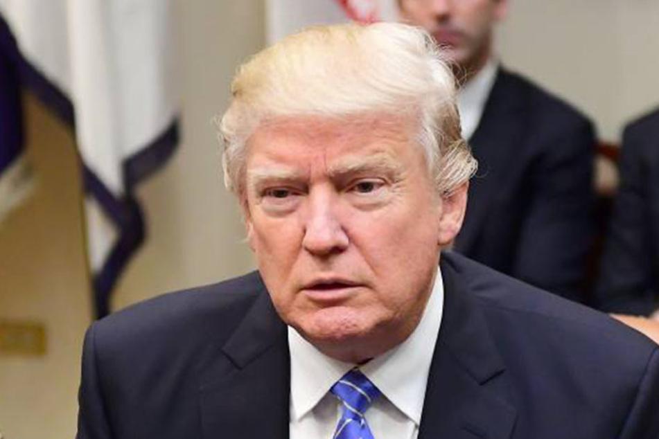 Geschäftsmann oder Präsident? Donald Trump steht im Visier von Verfassungsrechtlern.