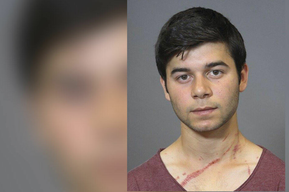 Die Polizei fahndet nach dem 22-jährigen dritten Tatverdächtigen. Die Haare trägt er mittlerweile kürzer. (Foto von 2016)