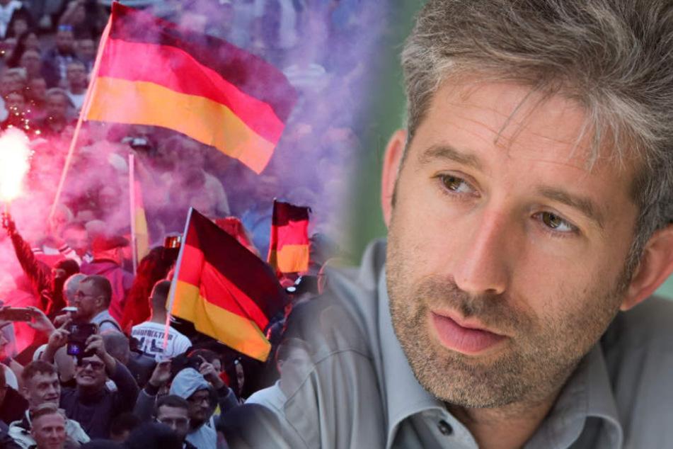 Nach Chemnitz: Boris Palmer kritisiert Medien