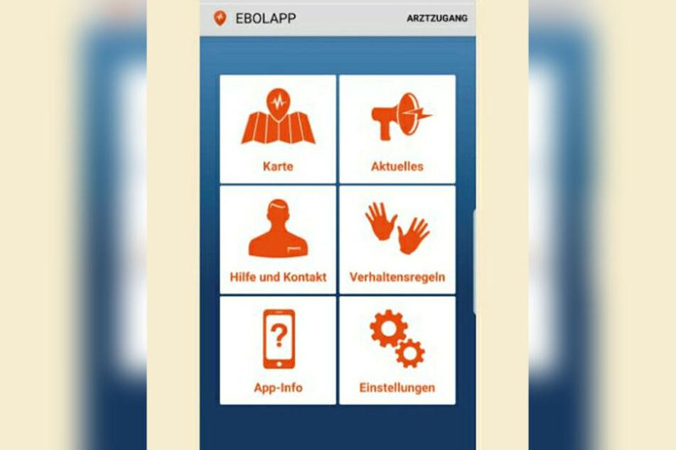 Eine App aus Sachsen soll demnächst tausende Menschenleben retten.
