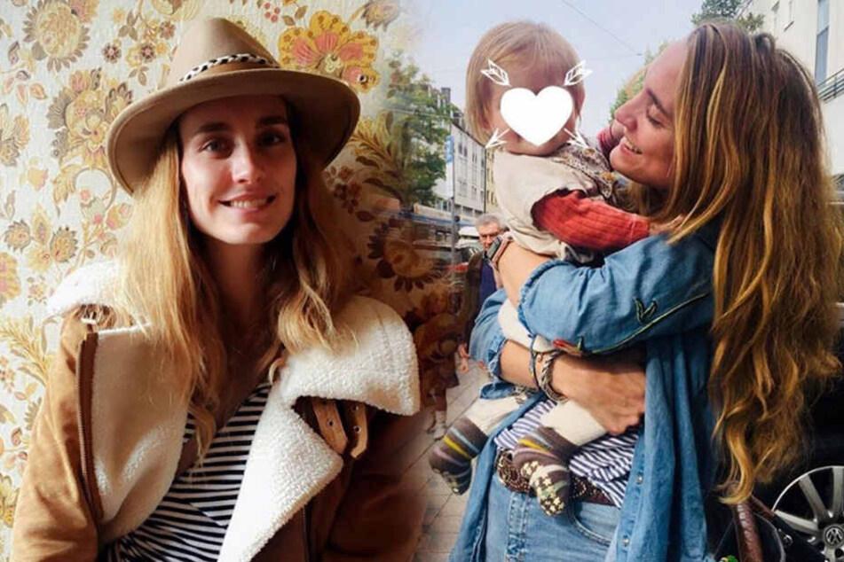 Dass sie ihre Kinder nicht mehr ständig bei sich hat, zerreißt der jungen Mutter das Herz.