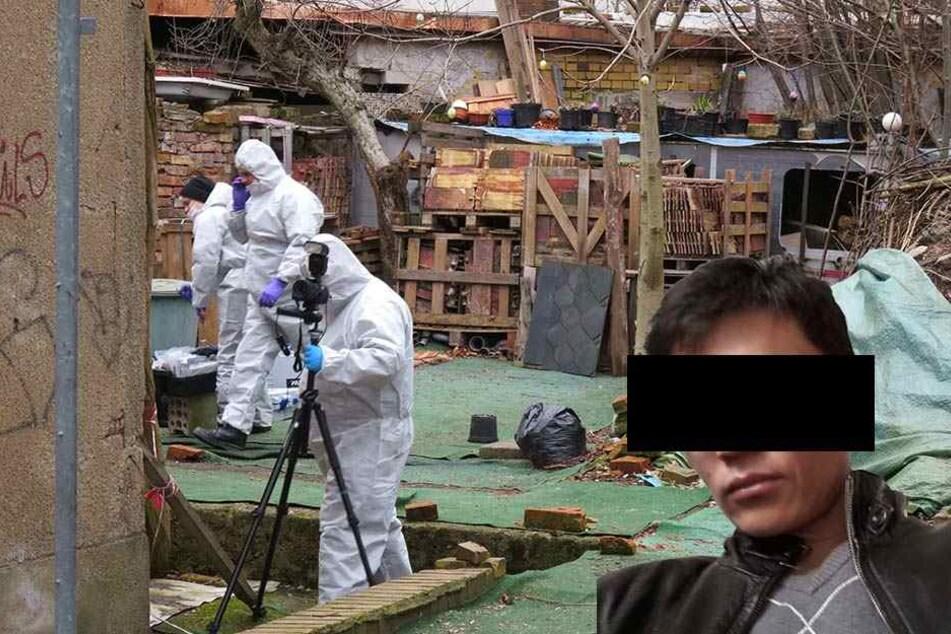 Zwei Frauen zerstückelt! Leipziger Doppelmörder kommt vors Schwurgericht