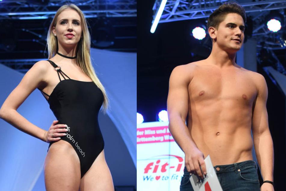 Die Sieger der letzten Wahl: Dominique Busch und Dominik Bruntner.