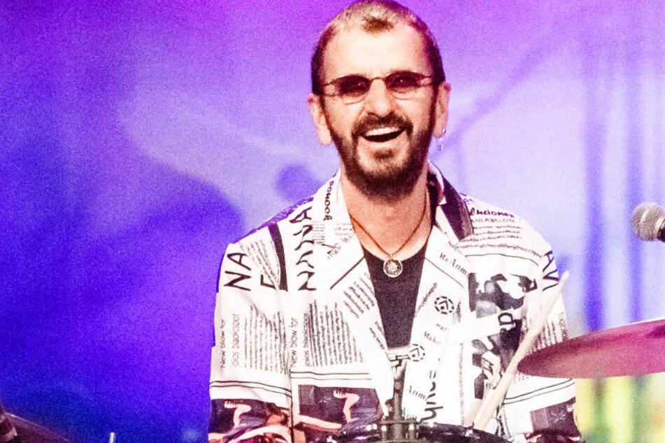 Darum trat Ex-Beatle Ringo Starr gestern nicht in Hamburg auf