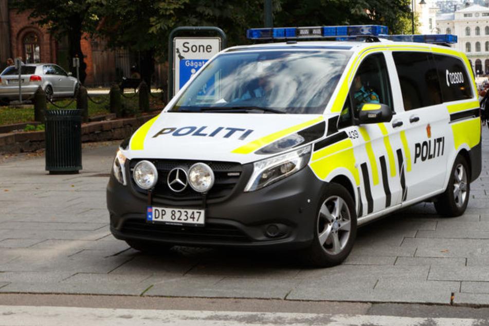 Die norwegische Polizei konnte den mutmaßlichen Täter kurze Zeit später fassen. (Symbolbild)