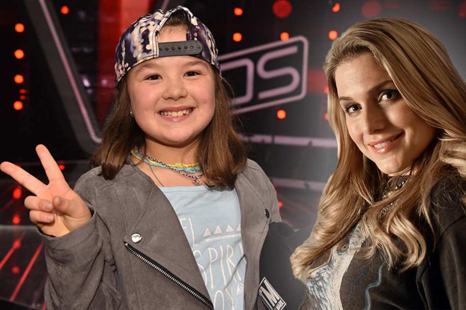 """""""The Voice Kids"""": Diese Sängerin unterstütz Pia!"""