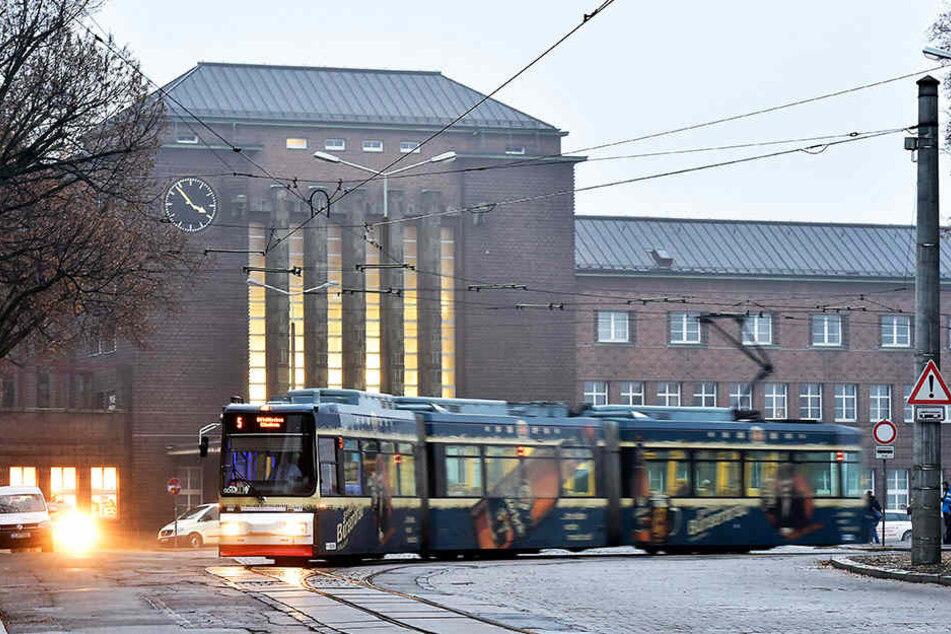 Um die Straßenbahnlinie zum Hauptbahnhof gab es wochenlange Diskussionen.  Jetzt hat der Stadtrat abgestimmt.