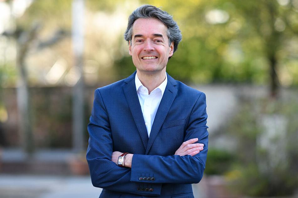 """Alexander Mitsch (51), Chef der """"Werte-Union""""."""
