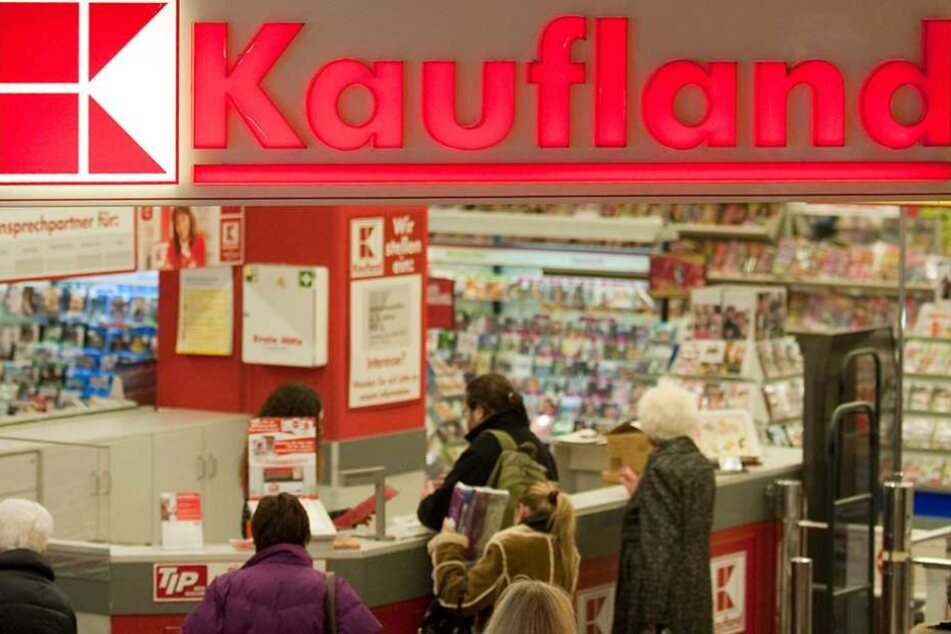 Die Supermarktkette Kaufland stellt seinen Lieferservice ein.