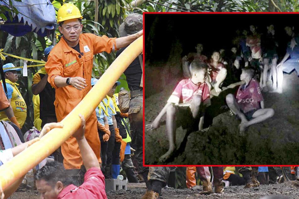 Höhlen-Drama geht weiter: So will Thailand Profit daraus schlagen