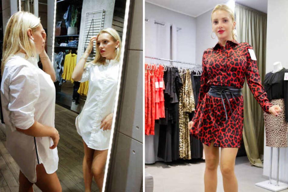 """""""Promi Shopping Queen"""": Evelyn Burdecki treibt Verkäufer in den Wahnsinn"""