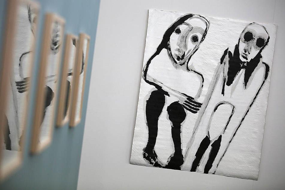 Ihre Werke sind noch bis zum 19. November in der Kunsthalle Recklinghausen zu sehen.
