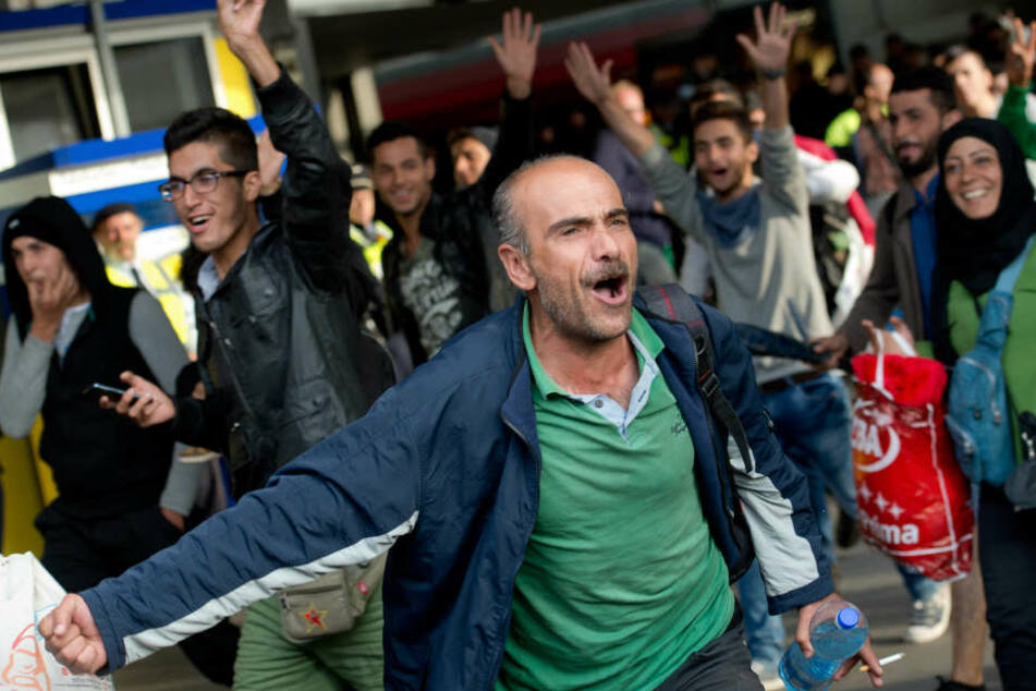 Die Meisten haben in Italien ein Asylverfahren am laufen, beantragten jedoch Asyl in Deutschland (Symbolbild).