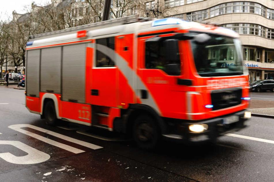 Nach Einbruch: Feuer bricht in Wohnhaus aus! Brandstiftung?