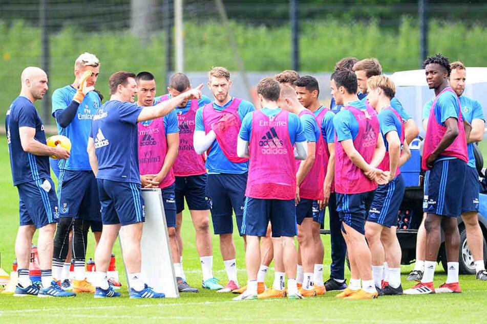 Neustart nach dem Abstieg: Der HSV will schnell wieder hoch
