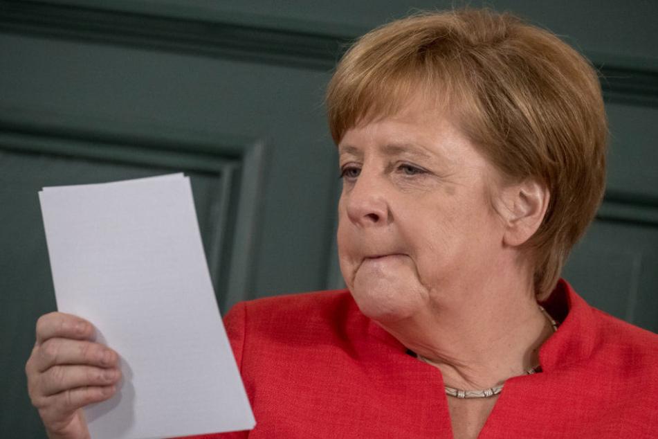 Angela Merkel hält nichts von einer Wahlpflicht in Deutschland.