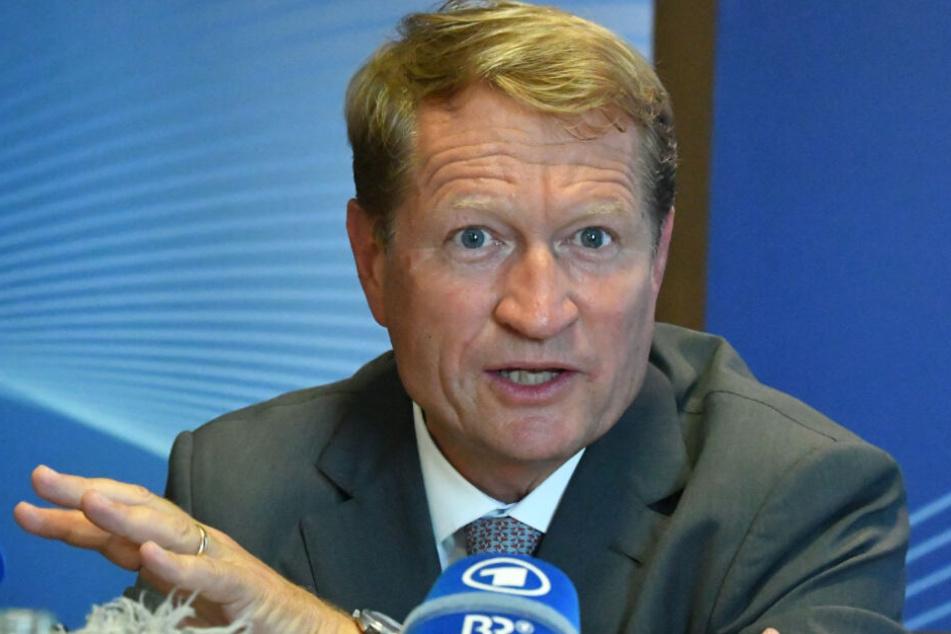Ulrich Wilhelm, ARD-Vorsitzender und BR-Intendant.