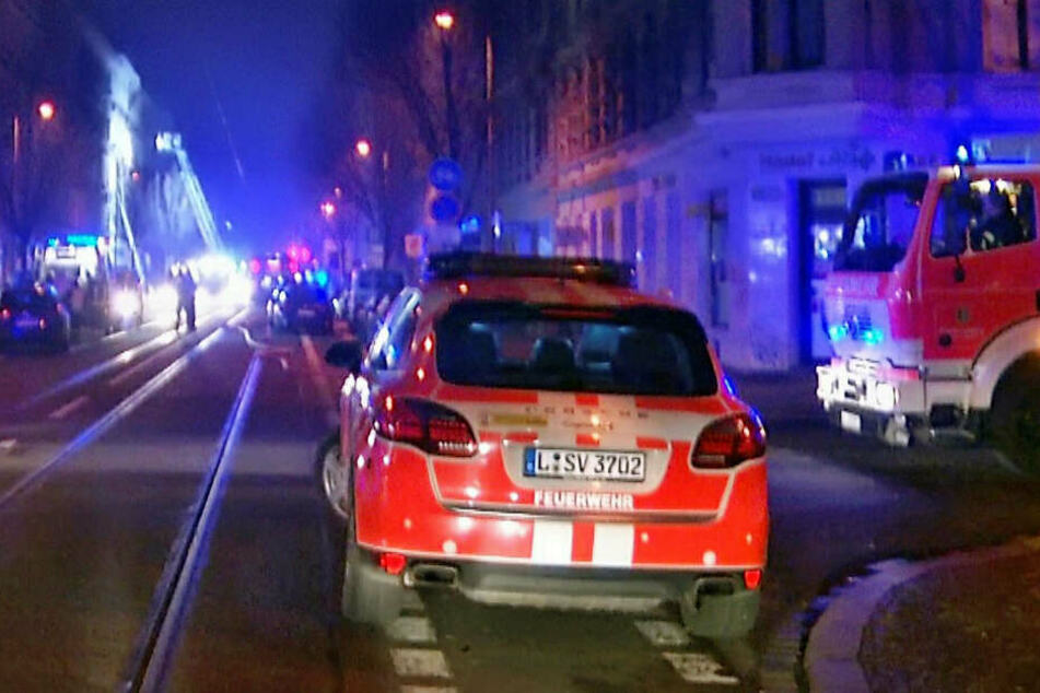 Versuchter Mord! Anklage gegen Leipziger Brandstifter-Duo erhoben