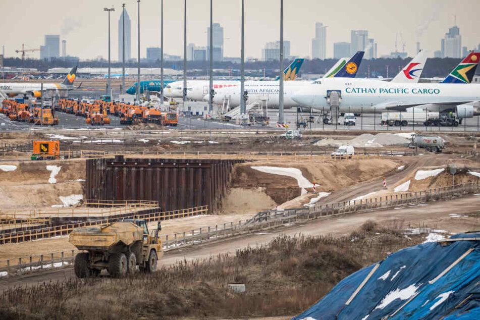 14 Millionen Passagiere sollen jährlich zusätzlich in Frankfurt starten und landen.