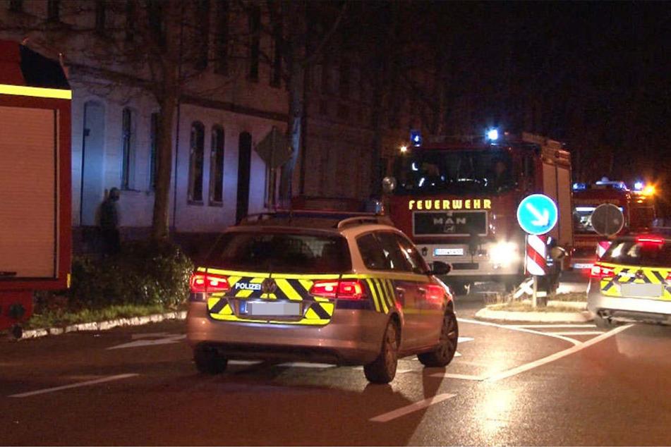 Die Feuerwehr musste insgesamt acht Personen evakuieren. Drei konnten nicht in ihre Wohnungen zurück.