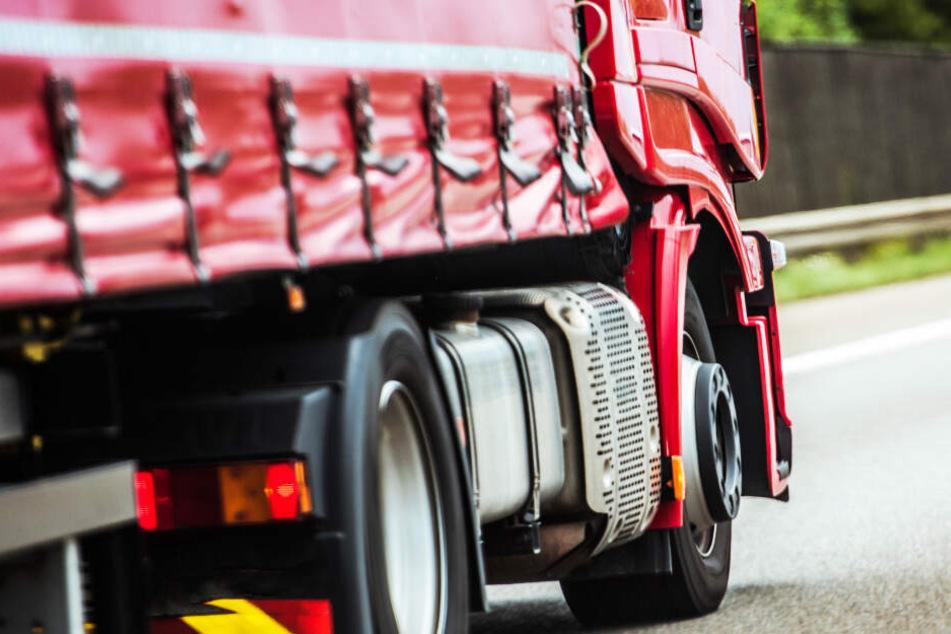 Lebensgefahr! Was ein betrunkener Lkw-Fahrer auf der A9 macht, ist erschreckend