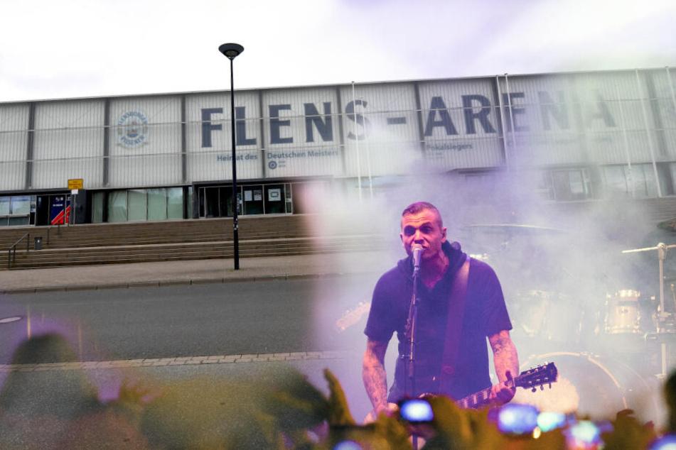 """Gericht stoppt """"Frei.Wild""""-Konzert in der Flens-Arena"""