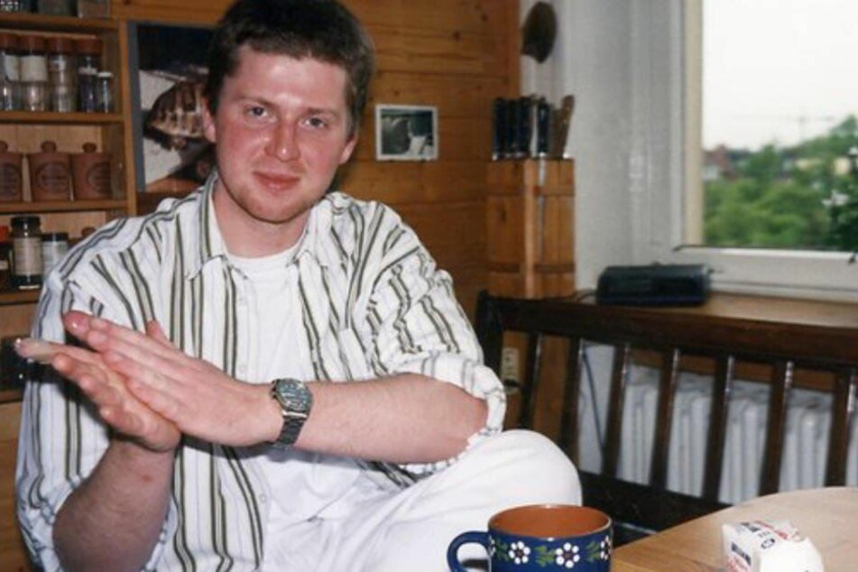 Andreas Dünkler war bei seinem Verschwinden 29 Jahre alt.