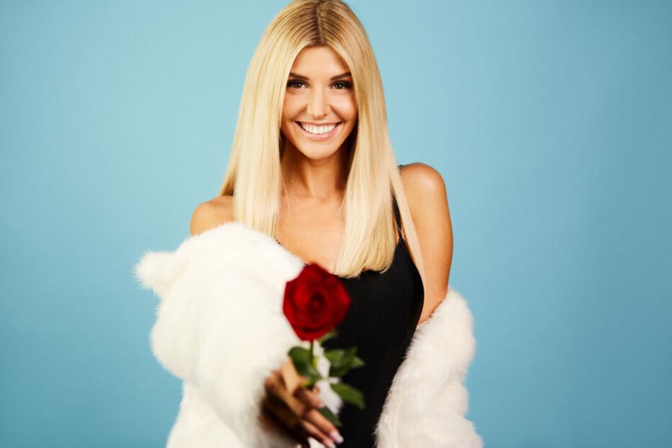 Gerda Lewis (26) verteilte als Bachelorette 2019 die Rosen. Jetzt diskutieren Fans, ob ihre Nase gemacht sein könnte.