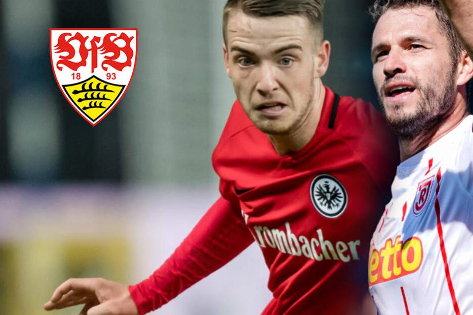 Jahn-Kicker treffen auf Ex-Club Stuttgart: Besuschkow spricht über Kimmichs VfB-Kritik