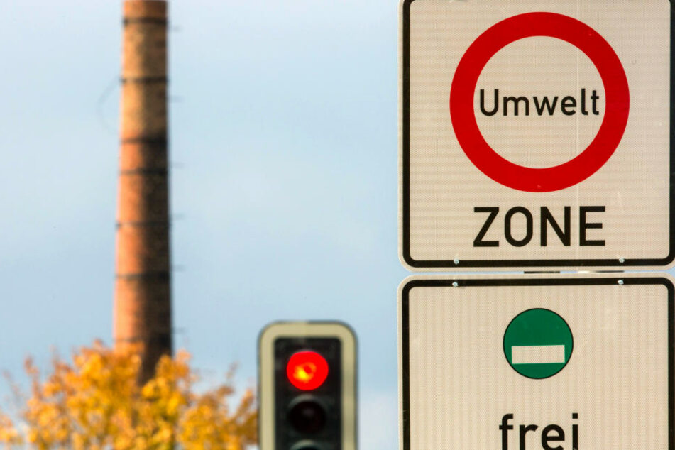 Die Belastung durch Feinstaub ist zurückgegangen. Dabei helfen auch Umweltzonen wie in Erfurt.