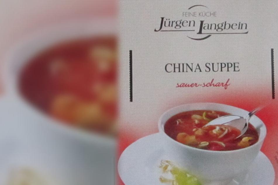 Rückruf: Diese Suppe sollten Allergiker lieber nicht auslöffeln