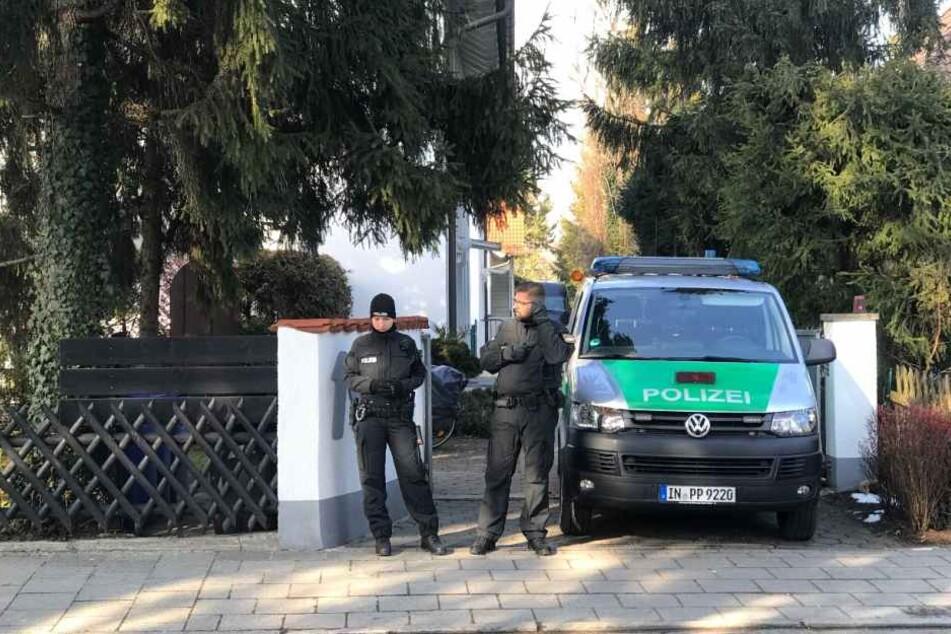 Gröbenzell: Polizei entdeckt Leiche in Wohnhaus