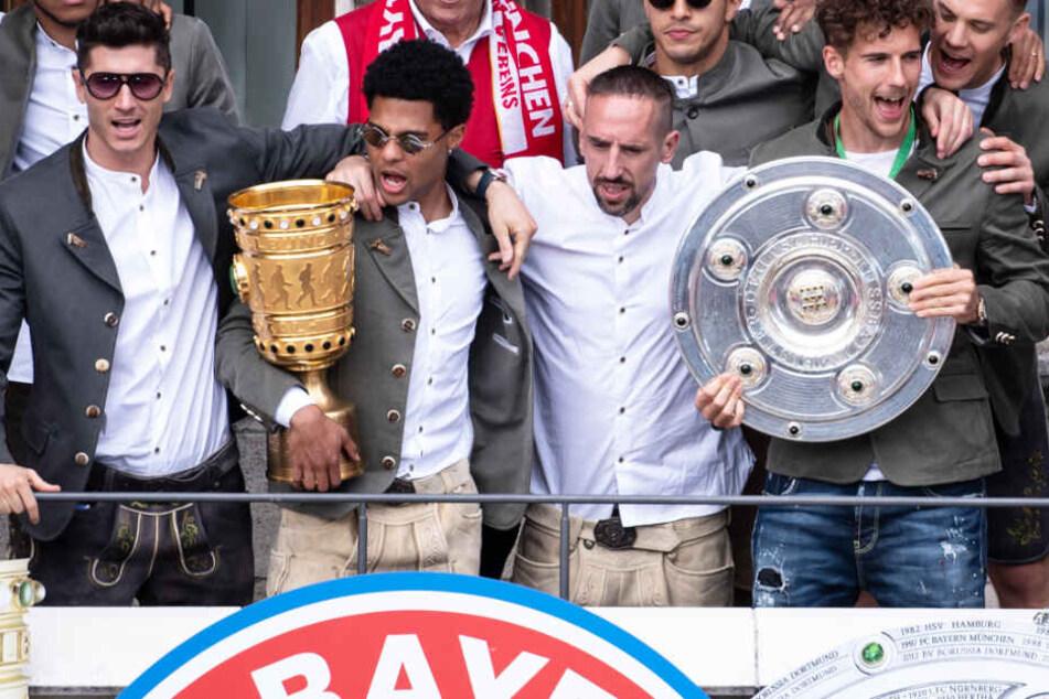 Der FC Bayern München konnte im Mai den 29. Bundesliga-Titel erringen.